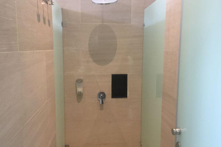 Fasilitas kamar mandi.
