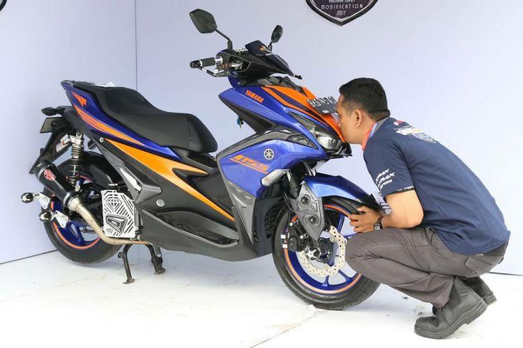 Juara Customaxi Regional Medan