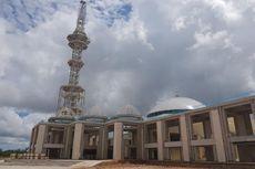 Melihat Megahnya Masjid Agung II di Batam, Adopsi Model Masjid Nabawi dengan Anggaran Rp 260 M