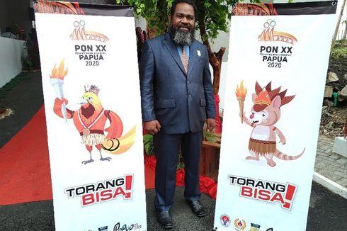 Bappeda Papua Cari Kondisi Terkini Pembangunan Lokasi Olahraga PON 2020