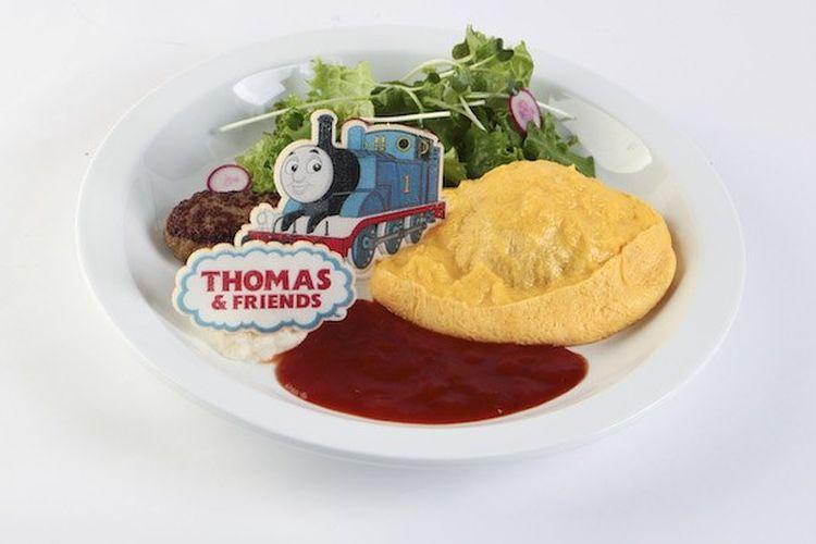 Thomas Tunnel-no Omurice
