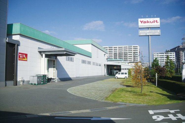 Pabrik Yakult Fukuoka.
