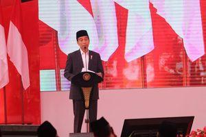 Jokowi: Fitnah Ahok Gantikan Ma'ruf Tak Mendidik