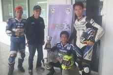 Rafid Topan Menangi Balapan Kedua Kelas Sport 250cc