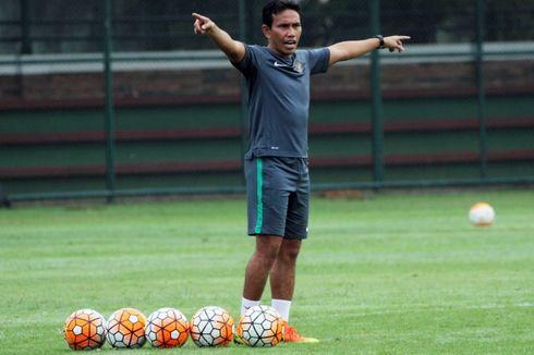 Timnas U-16 Indonesia Jalani Internal Game