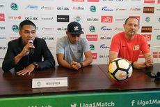 Pelatih Borneo FC: Kami Kalah karena Kesalahan Sendiri