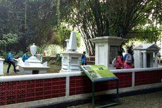 Menengok Makam Para Pemimpin Zaman Kolonial di Kebun Raya Bogor