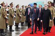 Sudah Bertemu Presiden hingga Taliban, Jokowi Minta Doa agar Afghanistan Damai
