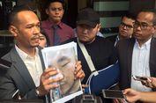 Pelapor Anggota DPR: Istri yang Lindungi Saat Ditendang, Dia dalam Pelukan Saya