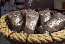 Kopi Sumatra Paling Digemari di Seluruh Starbucks Dunia