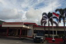Mantan Kapolri Wafat, Seluruh Kantor Polisi di Maluku Pasang Bendera Setengah Tiang