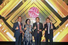 Gencar Lakukan Inovasi Digital, Bank BRI Raih 4 Penghargaan