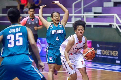 Srikandi Cup 2018-2019, Sahabat Semarang Geser Tanago Friesian