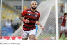 Flop di Inter Milan, Gabigol Beringas di Flamengo