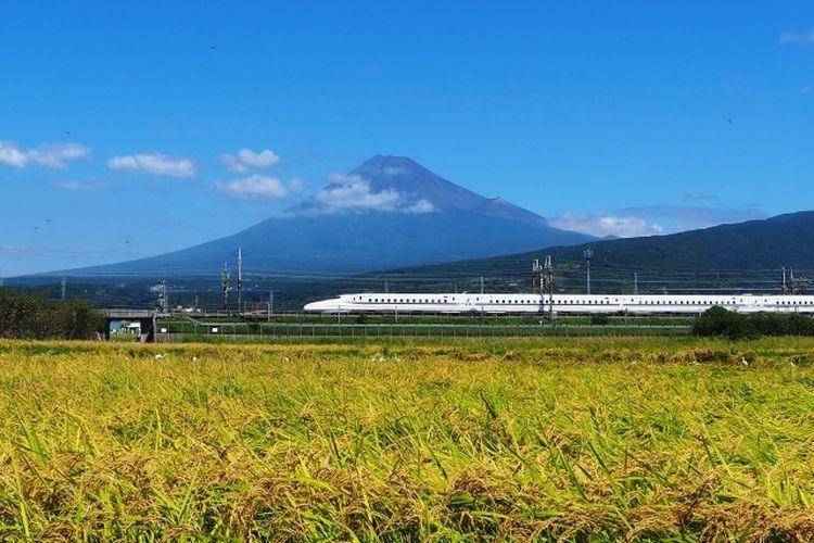 Kereta Shinkanzen