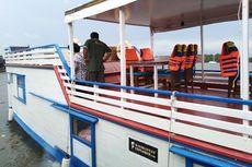 Kampanyekan Keselamatan Pelayaran,  Kemenhub Lakukan Uji Petik di Pelabuhan Kumai