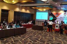 Saksi Parpol Tolak KPU Papua Buka Kotak Suara Pemilu