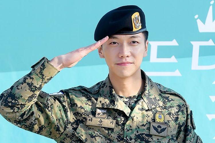 Jika Dramanya Sukses Lee Seung Gi Akan Masuk Militer Lagi