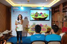 Arena Bermain Balon Terbesar Hadir di Indonesia