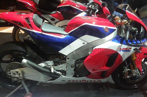 Mejeng di IIMS, Motor Marquez Versi Jalanan Dijual Rp 7,6 Miliar