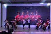 Pebalap Astra Honda Siap Ukir Prestasi Tahun Ini