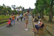 Festival Penjor Ramaikan 'Borobudur Cultural Feast'