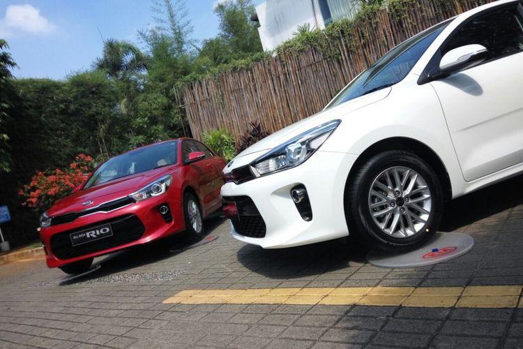 Kia adakan tes drive untuk tiga produk baruya, Grand Sedona, All New RIo dan All New Sportage