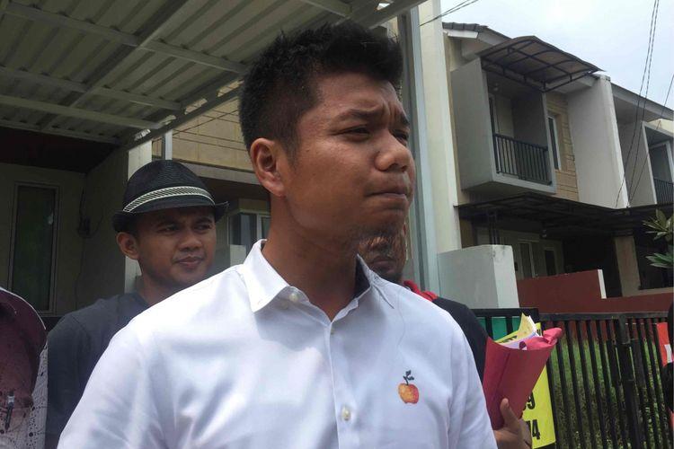 Kasat Reskrim Polres Tangerang Selatan AKP Alexander Yuriko