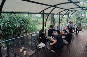 Merasakan Sensasi Ngopi dalam 'Hutan' di Pusat Kota Jakarta