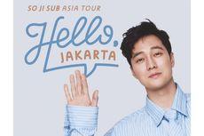 Siap-siap, Dua Bulan Lagi So Ji Sub Jumpai Penggemar Indonesia di Balai Sarbini