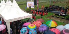 Banjar Village Festival Digelar di Tengah Guyuran Hujan