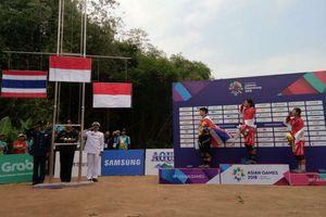 Asian Games 2018, Indonesia Sudah Samai Raihan Emas 4 Tahun Lalu