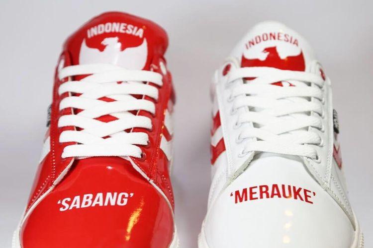 Sepatu Hisoka Sabang Merauke