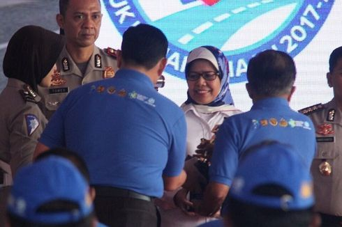 Kecelakaan Mudik Berkurang, Jasa Marga Raih Penghargaan