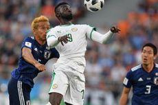Piala Dunia 2018, Jepang Vs Senegal Berakhir Imbang 2-2