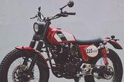 Motor Trail Jadul Ini Aslinya Yamaha Scorpio