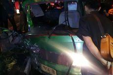 Diduga akibat Sopir Mabuk, Kecelakaan Beruntun di Bandung Tewaskan Pesepeda Motor