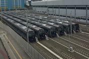 Naik MRT sampai 31 Maret 2019 Harus Daftar Online
