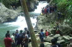 Lompat ke Air Terjun di Garut, Dua Mahasiswa Asal Bandung Hilang