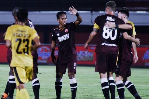 Menang atas Bhayangkara FC, PSM Pimpin Klasemen Sementara Liga 1