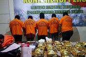 Polisi Sita 14,5 Kg Sabu-sabu dari Upaya Penyelundupan di LP Cipinang