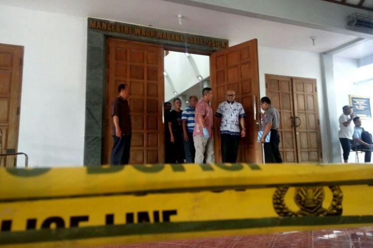 Kronologi Penyerangan Gereja di Yogyakarta, Sukatno: 'Umat Berteriak dan Berhamburan'