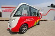Ada Mobil Otonomos Ramaikan Asian Games 2018 di GBK