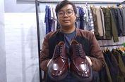 Hamzah, Pemuda Bandung yang Iseng Bikin Sepatu hingga Tembus Pasar AS