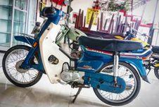 Honda Astrea Star 1987 yang 90 Persen Masih Orisinil