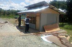 Baru Dibangun, Jalan Tol Gorontalo Dipakai Lapak Jualan Miras hingga Jemuran Jagung