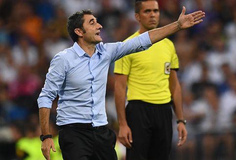 Valverde Sebut Barcelona dan AS Roma Memiliki Peluang Sama Besar