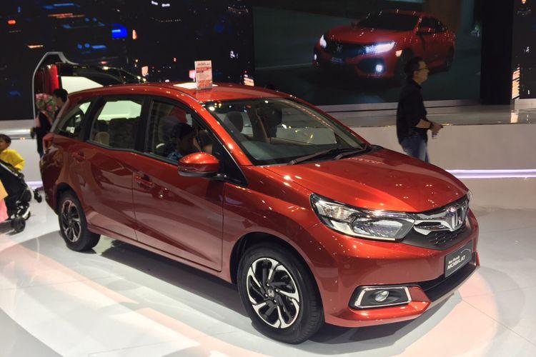 Perkiraan Harga Honda Mobilio 2019