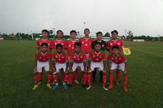Tim U-16 Bertandang ke Timor Leste