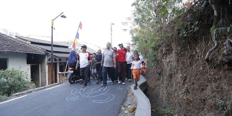 Wali Kota Hendi Turun Tangan Atasi Kekeringan Di Semarang